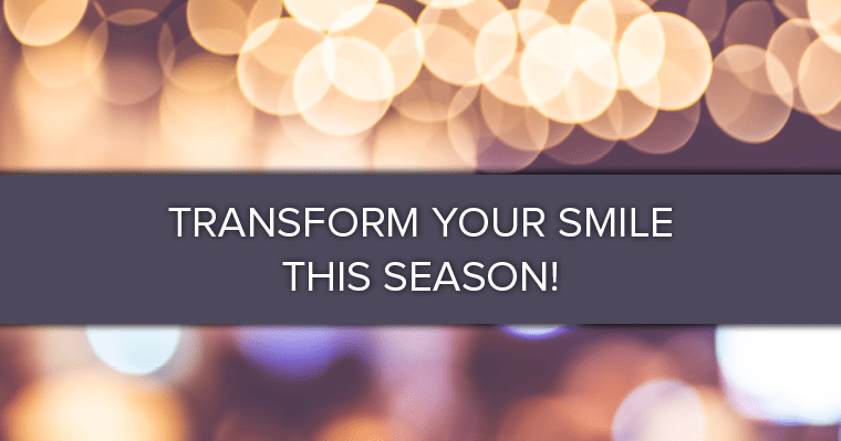 Dr. Larrondo can help you have the smile of your dreams this holiday season!