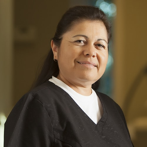 Myra, Registered Dental Hygienist for Larrondo Family Dentistry in Hemet, CA.
