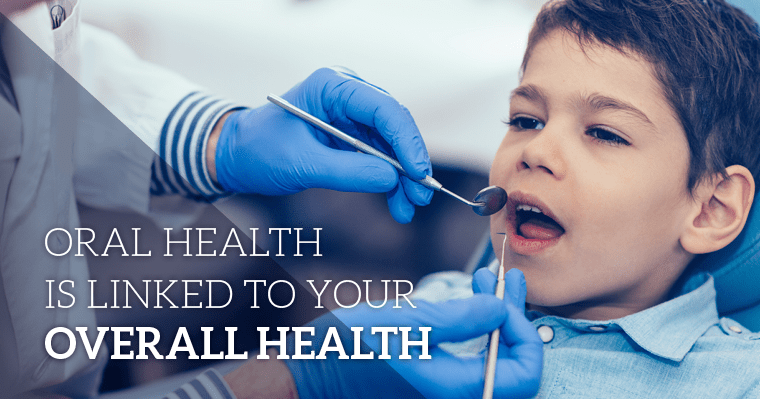 Bacterial infection caused by gum disease can have a serious impact on your overall health.
